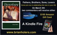 Doxology Giveaway